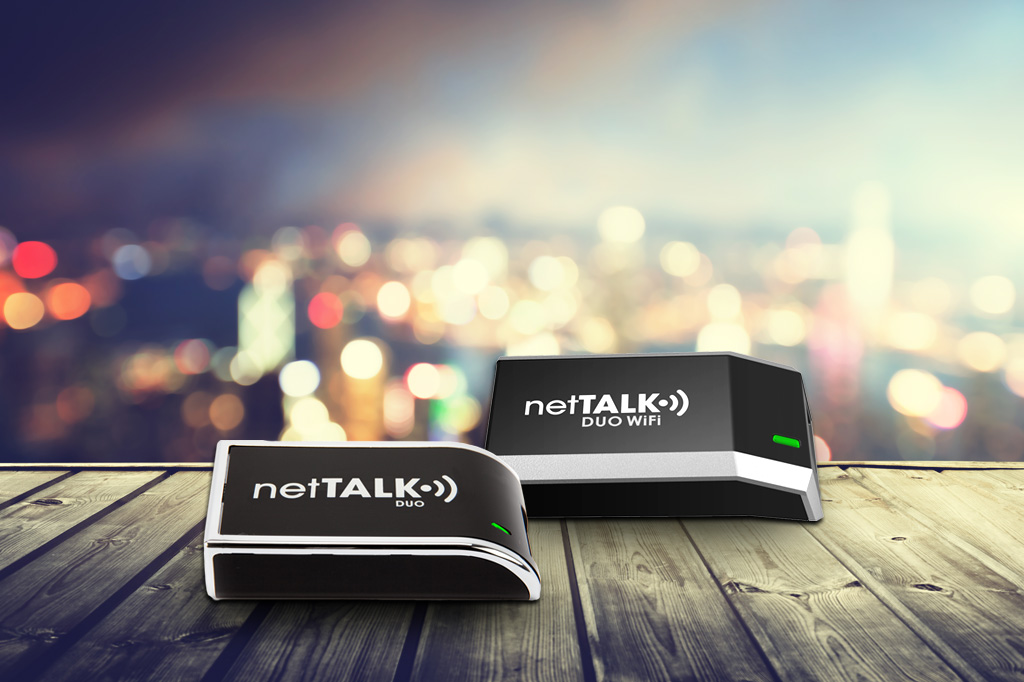 netTALK DUO Home Phone Service