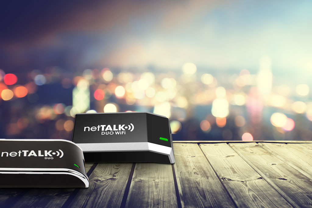 netTALK DUO introduction